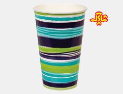 لیوان کاغذی 360 شاپرک