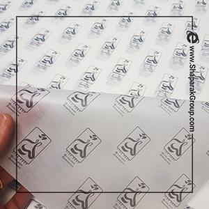 چاپ کاغذ کادو اختصاصی